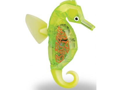 Hexbug Aquabot Mořský koník s akváriem - žlutý