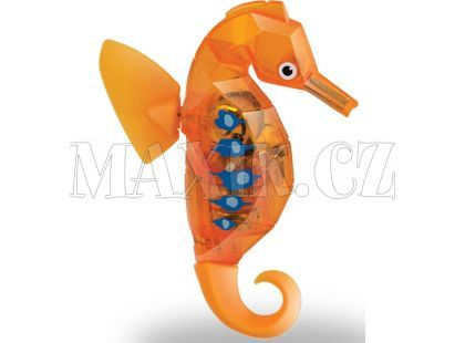 Hexbug Aquabot Mořský koník - oranžový