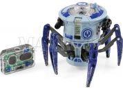 Hexbug Bojující pavouk - Modrá - II. jakost