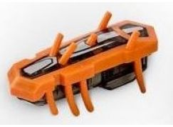 Hexbug Nano V2 Nitro oranžová