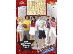 High School Musical Knížka na rok 2010 Disney, Walt