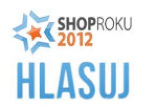 HLASUJ pro Maxíka v anketě ShopRoku 2012