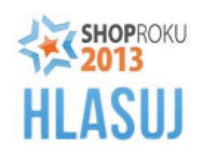 HLASUJ pro Maxíka v anketě ShopRoku 2013