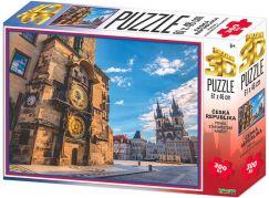 HM Studio 3D puzzle Praha Staroměstské náměstí 300 KS