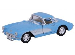 HM Studio Auto Chevrolet Corvette 1957 - Modrá