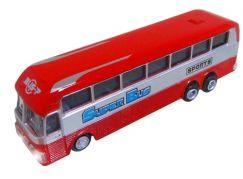 HM Studio Autobus 14 cm - Červená