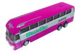 HM Studio Autobus 14 cm - Růžová