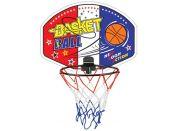 HM Studio Basketbalový set z plastu s míčem