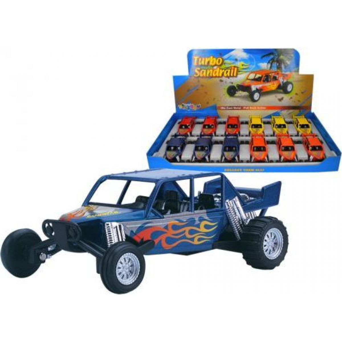 HM Studio Buggy turbo