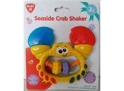 HM Studio Chrastítko krab žlutý