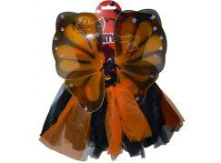 HM Studio Dětský kostým Halloween víla