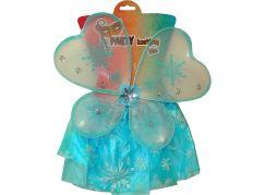 HM Studio Dětský kostým Ledová víla