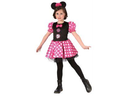 HM Studio Dětský kostým Myška 110 - 120 cm