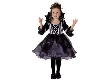 HM Studio Dětský kostým Pavoučí dívka 92 - 104 cm