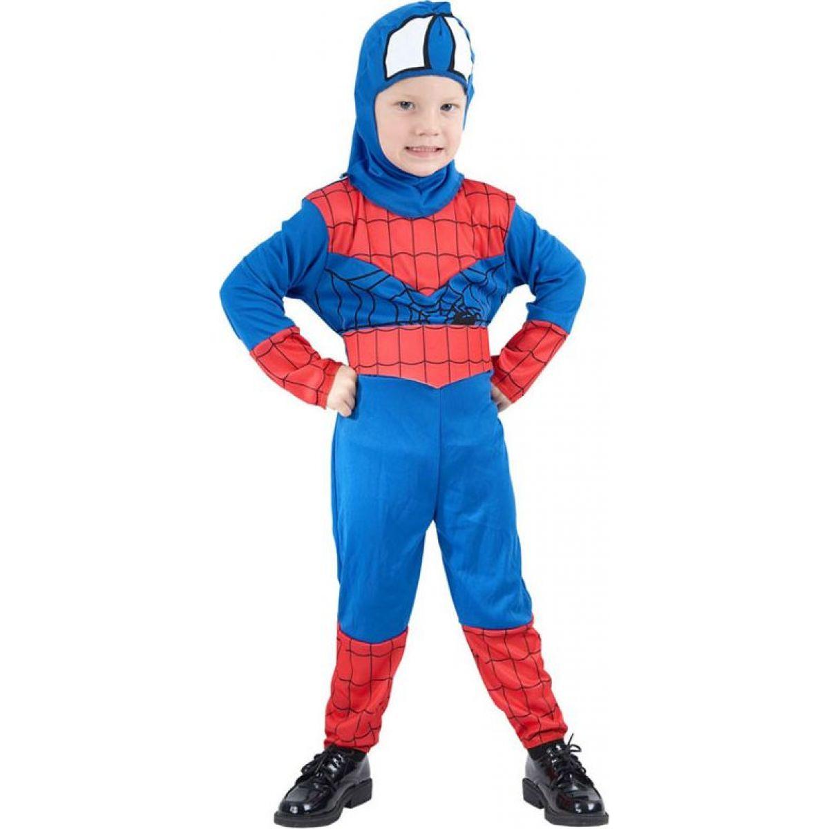 HM Studio Dětský kostým Pavouk 92-104 cm