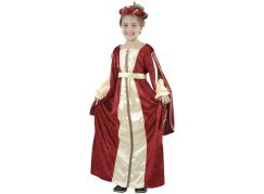 HM Studio Dětský kostým Princezna, 130-140 cm