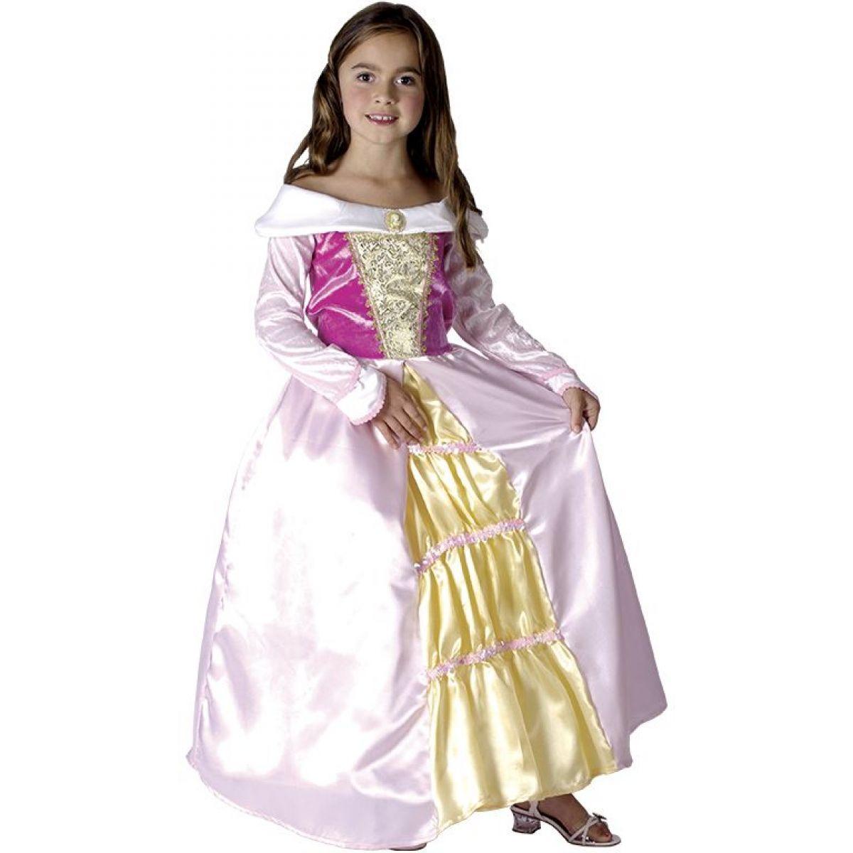 HM Studio Dětský kostým pro princezny, 130-140 cm
