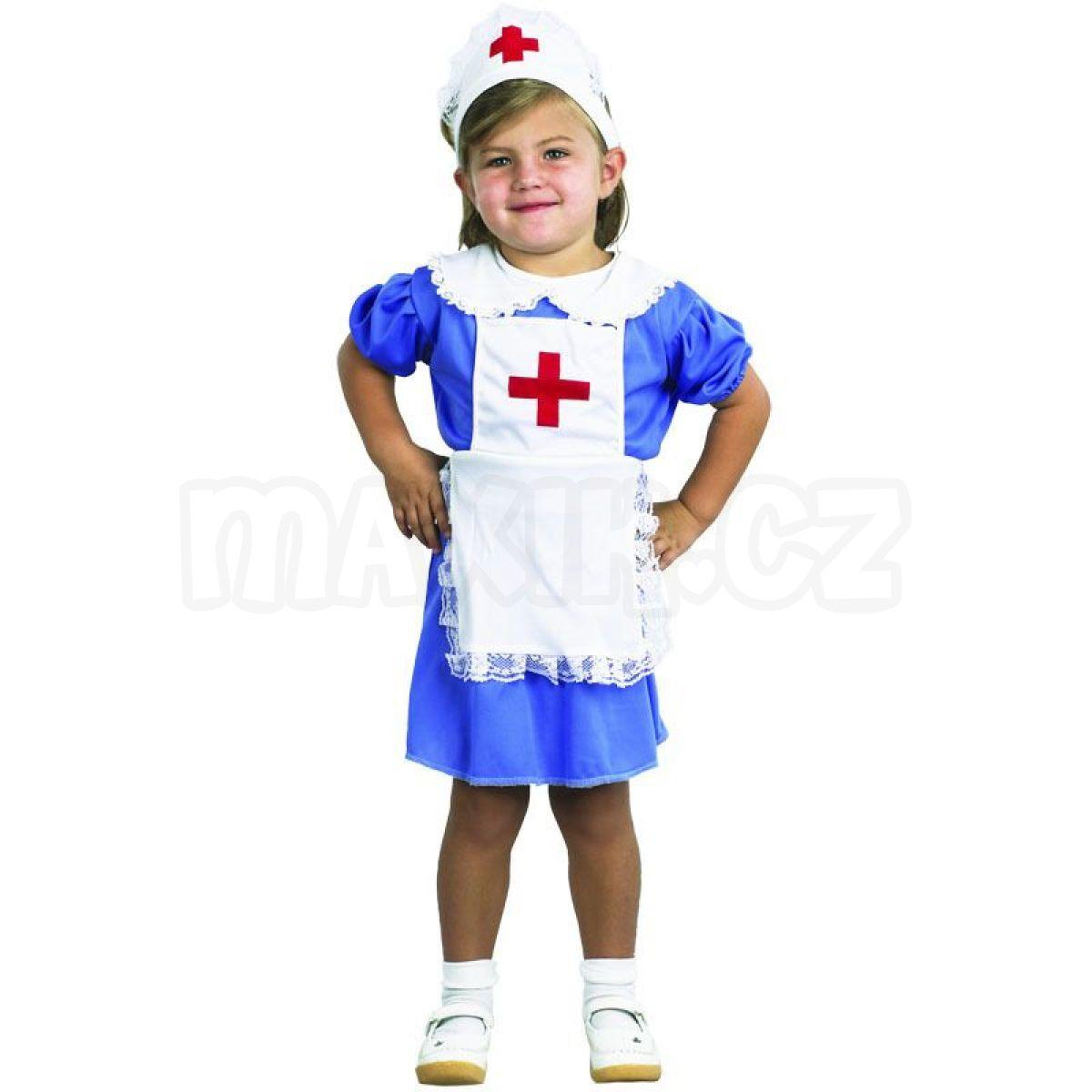 HM Studio Dětský kostým Sestřička 92 - 104 cm  a35486bd5af