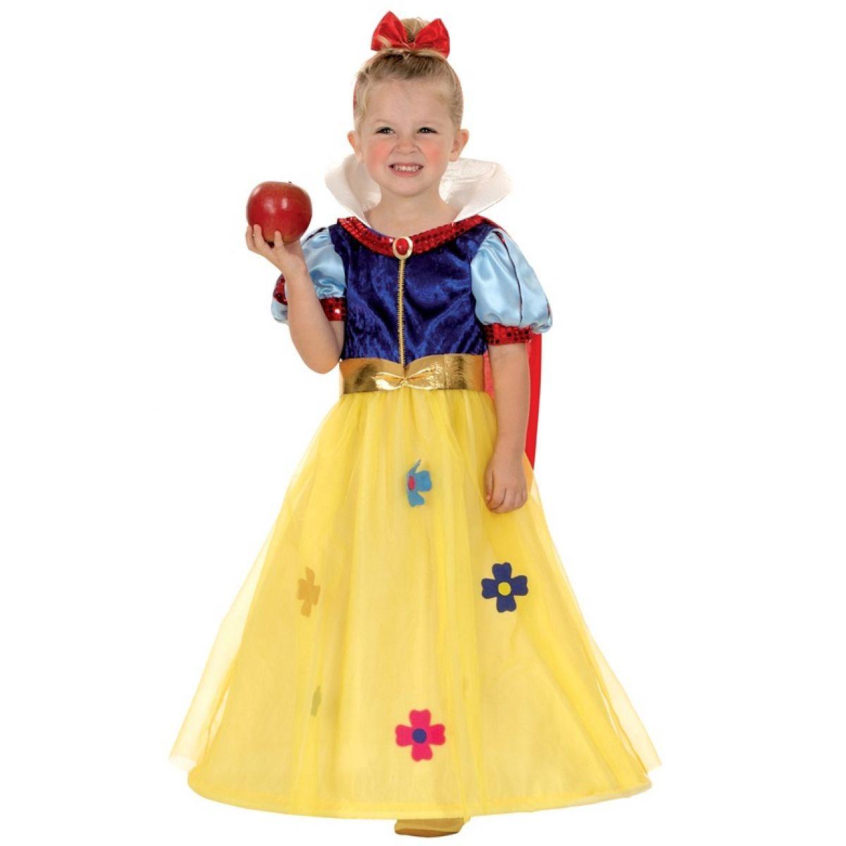HM Studio Dětský kostým Sněhurka 92 - 104 cm