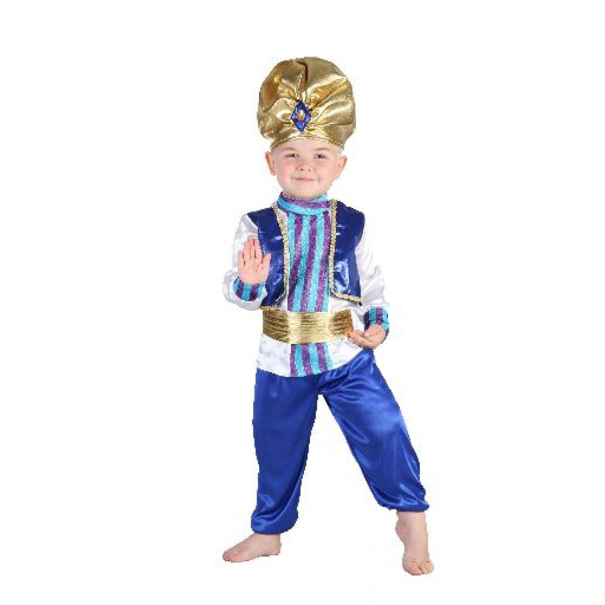 Hm Studio Dětský kostým sultán 92-104 cm  f53cbb421ea