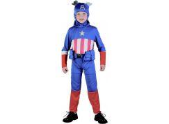 HM Studio Dětský kostým Super hrdina 130 - 140 cm
