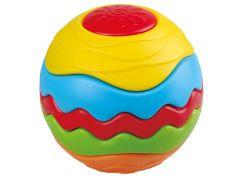 HM Studio Duhový puzzle míč