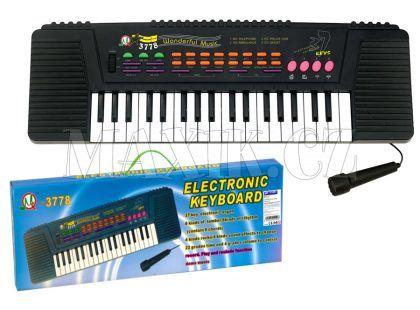 Hm Studio Elektronické klávesy 37 kláves MQ-3778