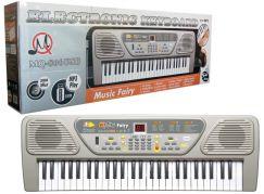 Hm Studio Elektronické klávesy 54 kláves s adaptérem - Poškozený obal