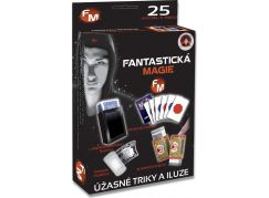 HM Studio Fantastická magie - úžasné triky a iluze