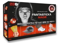 Hm Studio Fantastická magie 100 triků + DVD