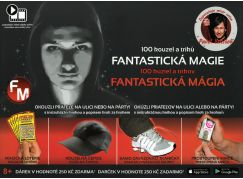 Hm Studio Fantastická magie 100 triků