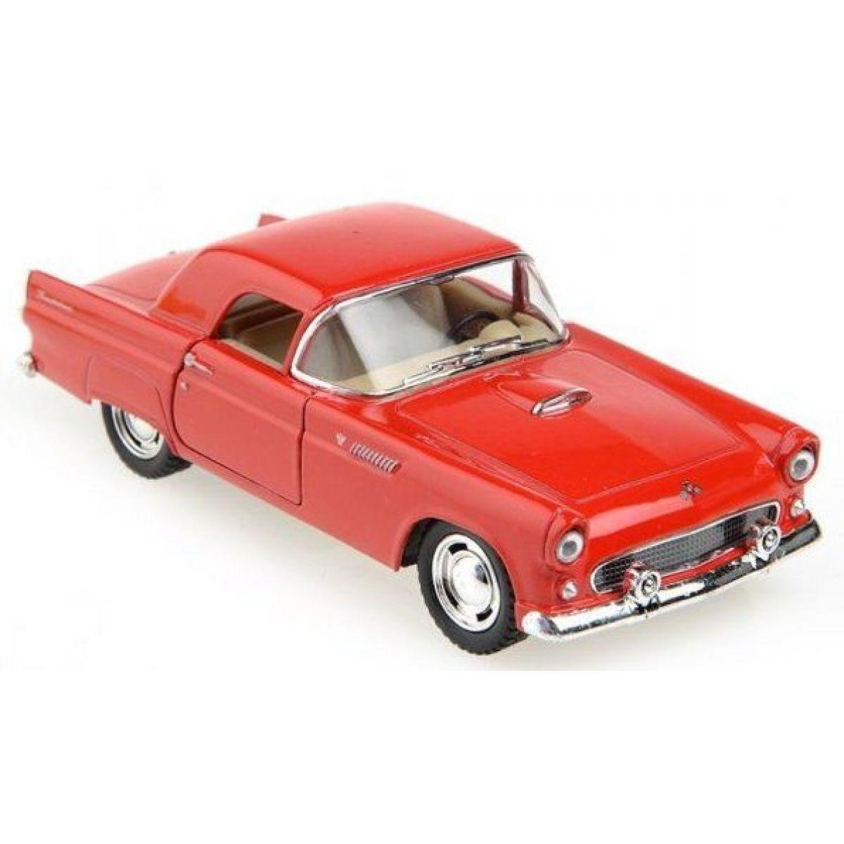 HM Studio Ford Thunderbird 1955 červený