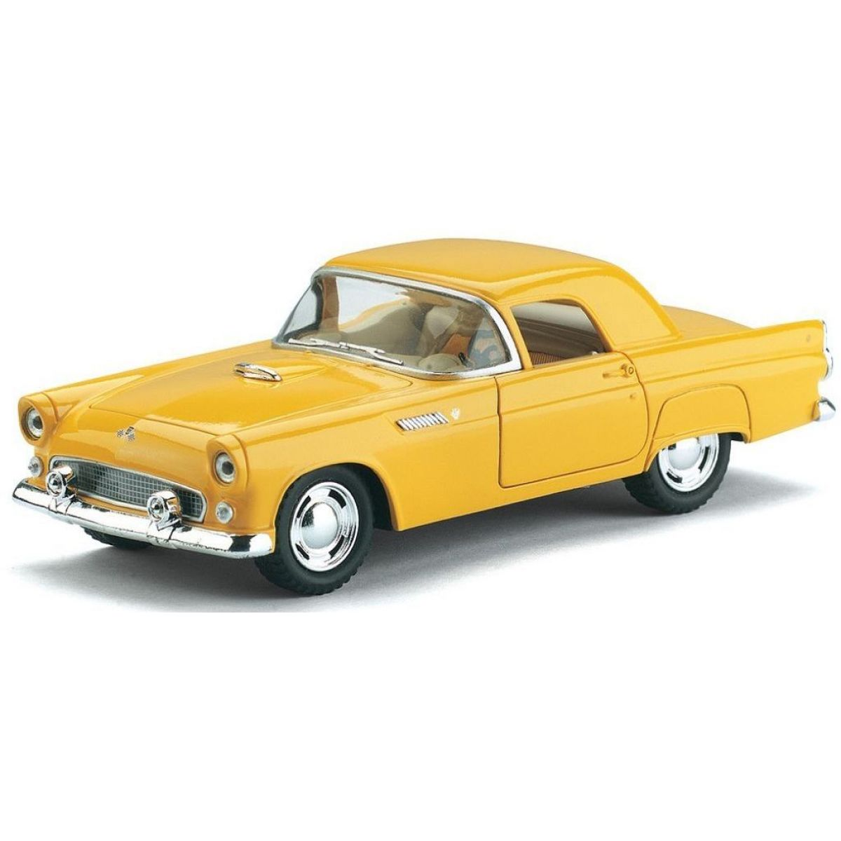 HM Studio Ford Thunderbird 1955 žlutý