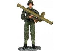 Hm Studio German Army Feldwebel Klaus Bachmann 10 cm