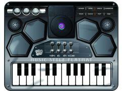 HM Studio Hrací podložka Mixážní pult