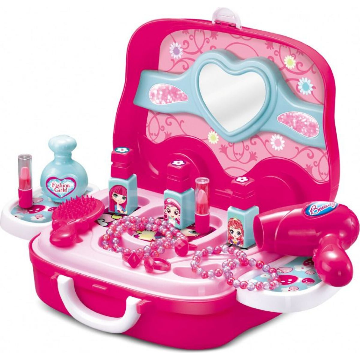 HM Studio Kosmeticky kufřík auto