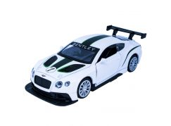 HM Studio kovový model Bentley Continental GT3 1:43