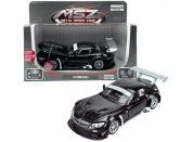 HM Studio kovový model BMW Z4 GT3 1:24 černé
