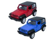 HM Studio kovový model Jeep Wrangler 1:42