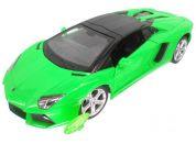 HM Studio kovový model Lamborghini Aventador LP700-4 Roadster 1:24
