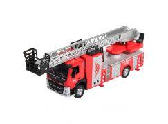 HM Studio kovový model Volvo - hasiči 1:50