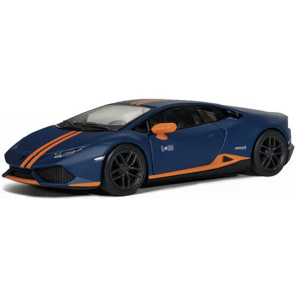 HM Studio Lamborghini Huracán LP610-4 Avio matte tmavě modré