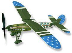 HM Studio Letadlo na gumu 33001 56A-1