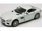 HM Studio Mercedes AMG GT bílý
