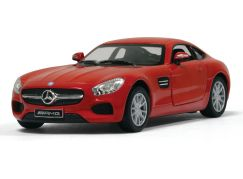 HM Studio Mercedes AMG GT červený