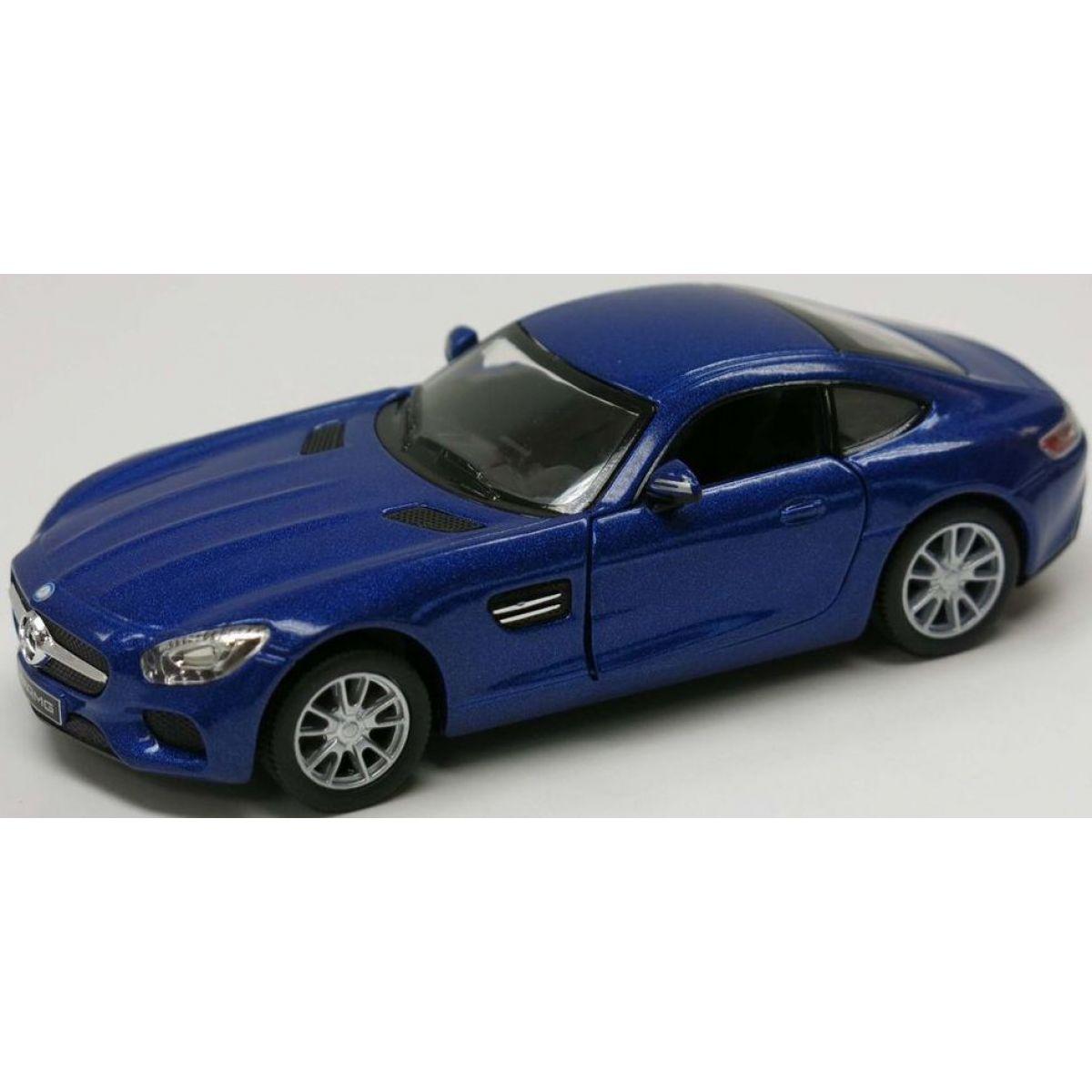 HM Studio Mercedes AMG GT modrý