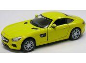 HM Studio Mercedes AMG GT žlutý