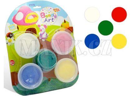 Hm Studio Modelovací hmota Beady 5 barev 179g