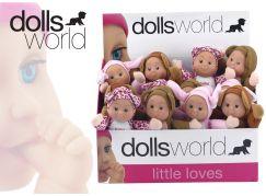 Dolls World Panenka zvířátko 20 cm Králíček