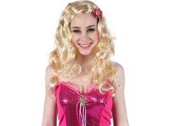 Hm Studio Paruka blond s růží